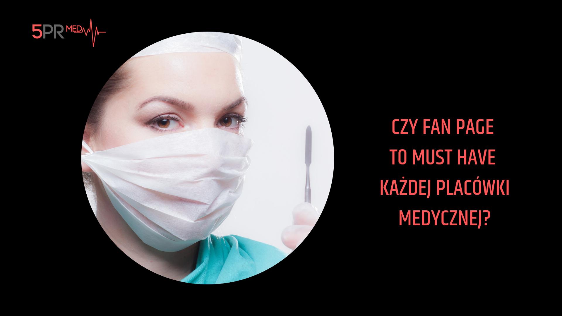 fan page medyczny